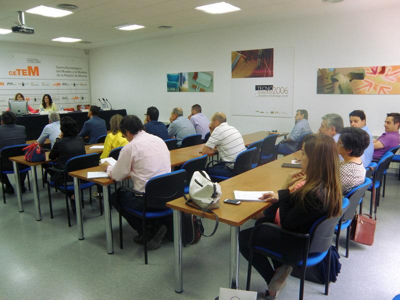 Noticia de ayudas para pymes en el sector del mueble